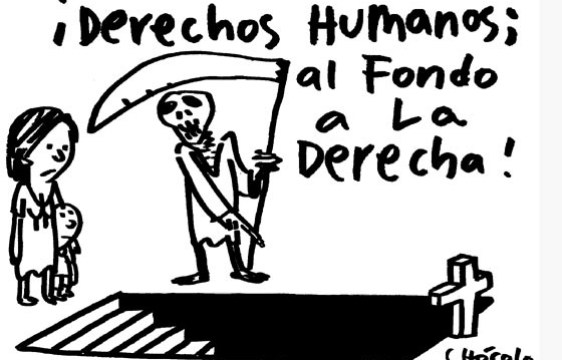 Derechos Humanos al fondo