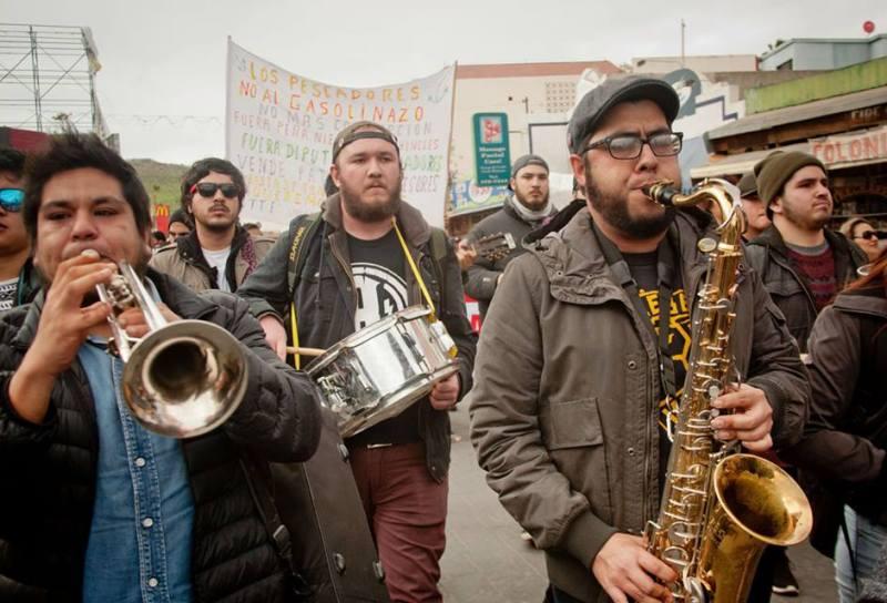 Frente Musical Orquestatario. Foto: Edgar Lima.
