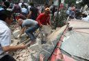 DE NORTE A SUR: Terremotos y solidaridad