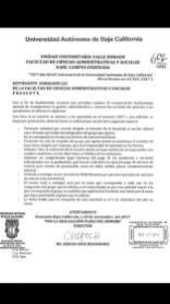 Respuesta del Dr. Sergio Cruz Hernández a la solicitud de entrega del Fondo.