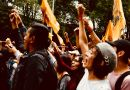 """FOTORREPORTAJE: """"¡Fuera porros de la UNAM!"""", exigen miles de estudiantes en Ciudad Universitaria"""