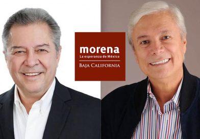 4V TV Entrevistas: Rebeldía en MORENA; en juego, la Gobernabilidad de BC (Video en Youtube)