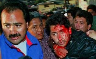 Mario Aburto, asesino material, el único aprehendido y sentenciado. Foto: internet