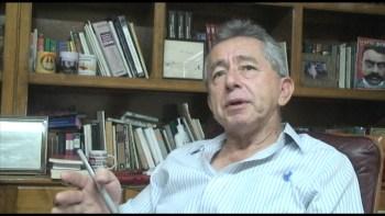 Daniel Solorio Ramírez, maestro en Derecho Constitucional. Foto: Lindero Norte