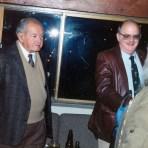 Adalberto Whalter Meade y Miguel Mathes, febrero 1993