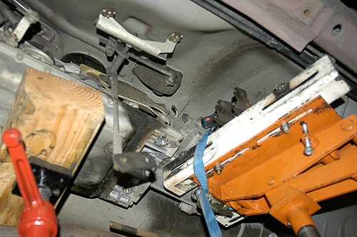 Jeep Wrangler Transmission Fluid Level