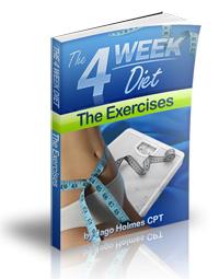 4 Week Diet - The Exercises