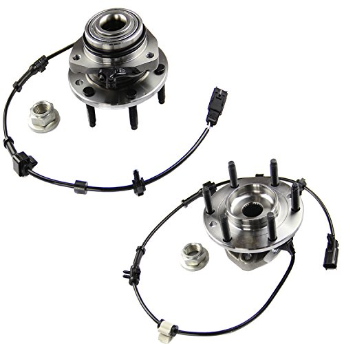 MOTORMAN 513188 Front ABS Wheel Hub and Bearing Set