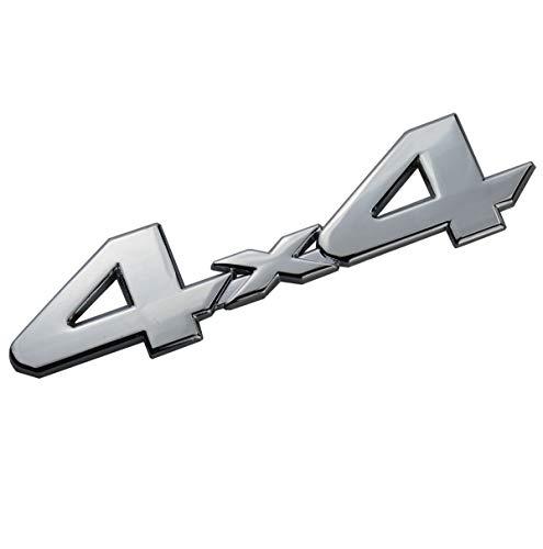 1x OEM Chrome 4x4 Emblem Badge REAR Tailgate 3D Y for TUNDRA 2005-2018 4 X 4