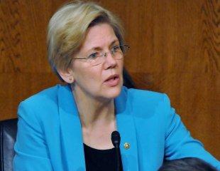Elizabeth Warren Helps Derail the Clinton Machine