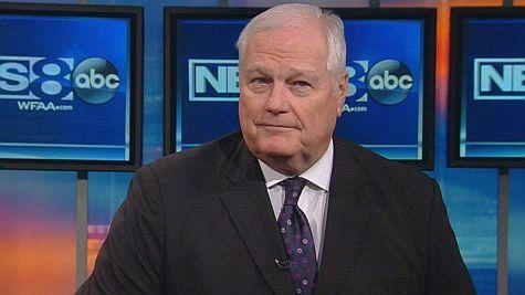 Reporter Dale Hansen, calls Texas Lt. Governor Dan Patrick A Fool