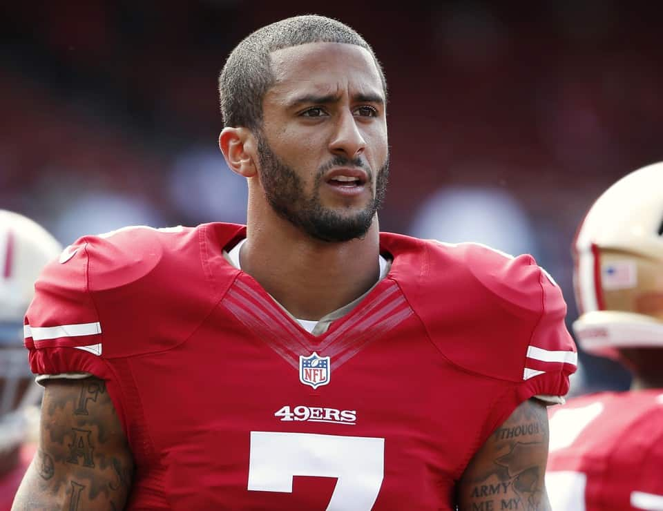 Colin Kaepernick Should Be Applauded, Not Condemned