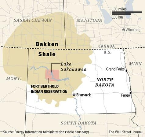 Fracking in North Dakota: More Raping Of Our Environment