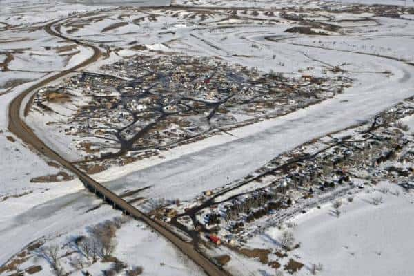 The Dakota Access Pipeline: The Atrocity Is Almost Complete