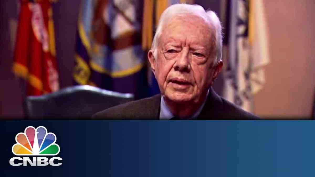 Jimmy Carter Explains How He Chose to Deal with the Iran Hostage Situation