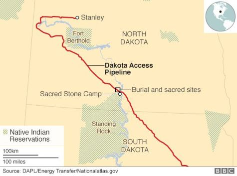 More Lobbyists To Be Involved with Dakota Access Pipeline Decision
