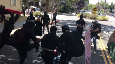 Antifa: Hurting the Cause Of the Left Against Trump