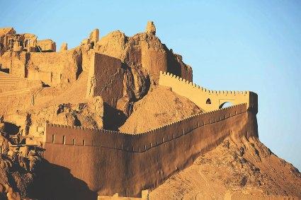 IRAN: Fortezza di Bam