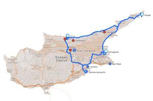 Girne, Karpaz, Famagosta