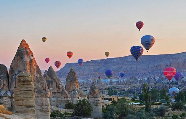 Tour in turchia