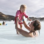 Islanda, blue lagoon