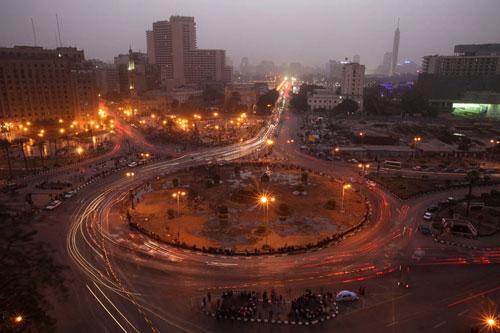 Egitto piazza Taharir