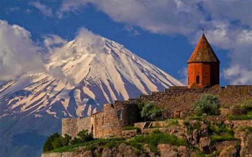 Armenia - monte Ararat