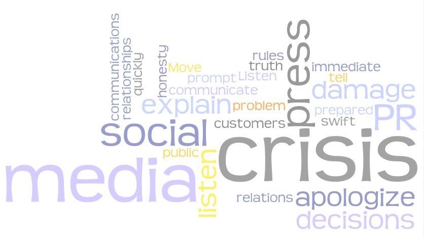 Social media crisis: quando sui social c'è il caos