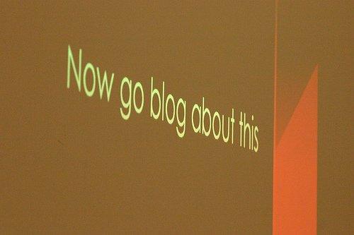 Pillole per un blog istituzionale