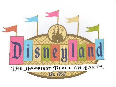 Disneyland tagline del 1955 The happiest place on Earth