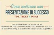 Come fare una presentazione di successo. Tips, tricks & tools [infografica]