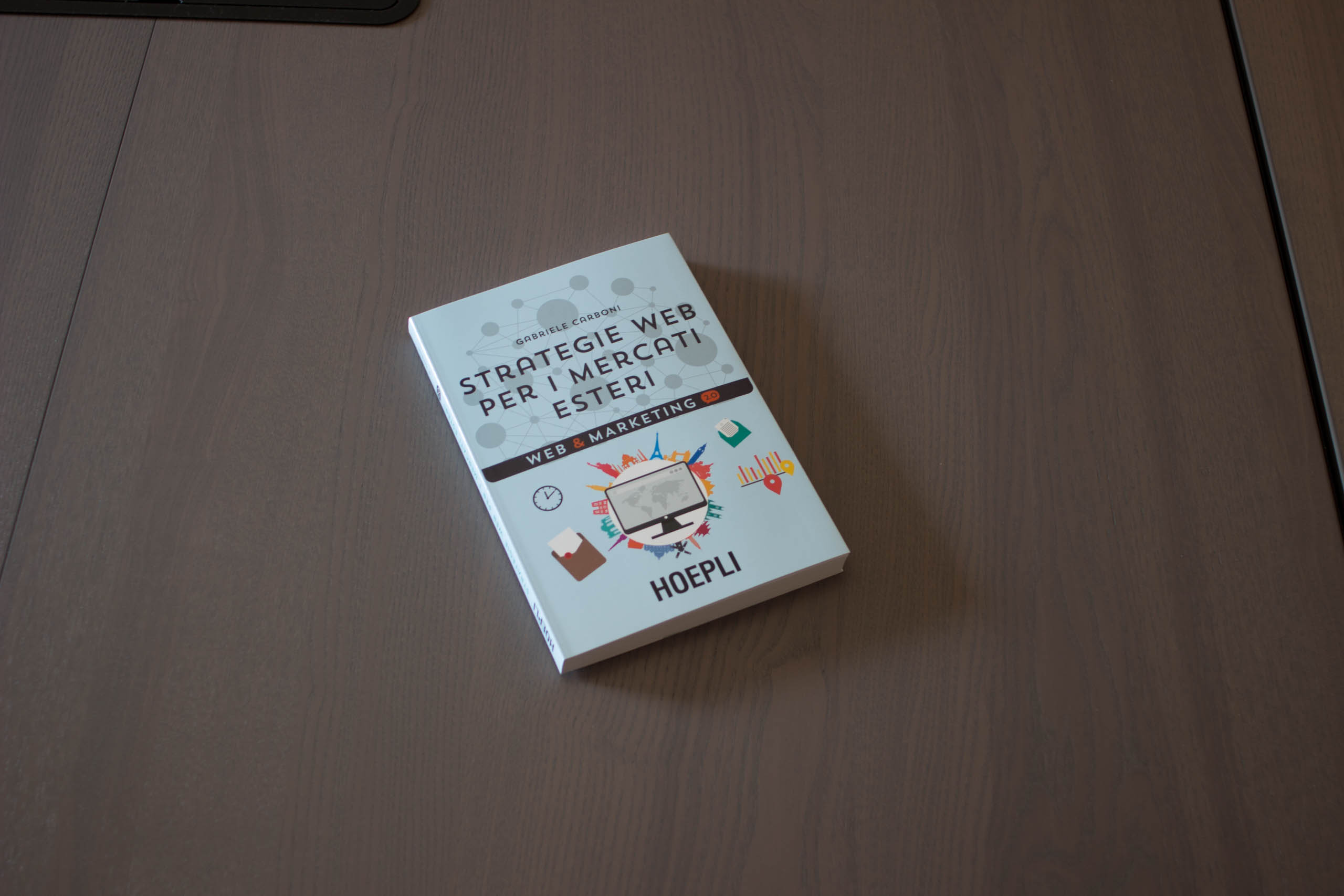 Internazionalizzazione nell libro per domare l'Export Digitale