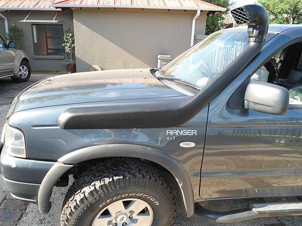Ford Ranger 2000 2006 Diesel Left Hand Fit Snorkel 4x4