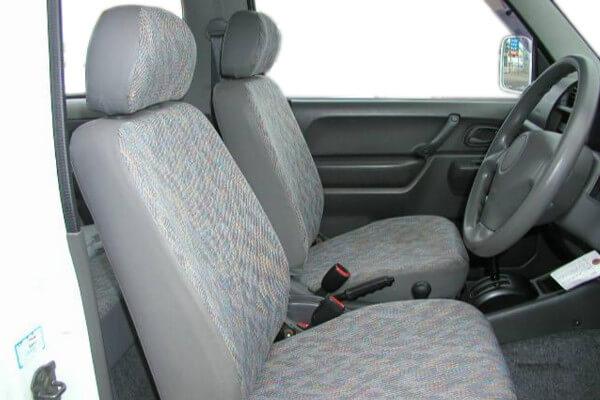ジムニーJB23-2~3型 XA/XG 運転席・助手席シート