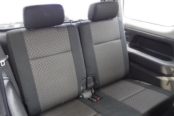 ジムニーJB23-8型 XC 後席シート