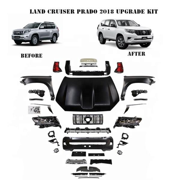 Prado 2018 upgrade kit