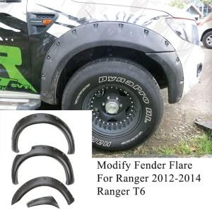 Modify fender flare for ranger 2012