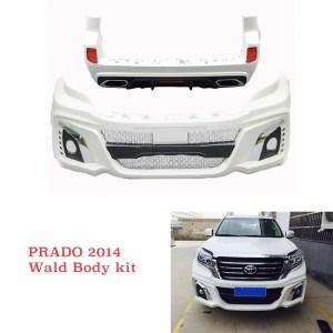 Prado 2014 wald body kit