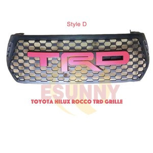 Hilux Rocco TRD Grille