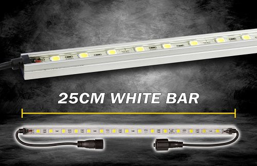 Light Bar White 25cm