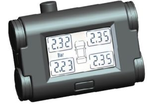 Valor 201DX Tyre Pressure Monitoring System