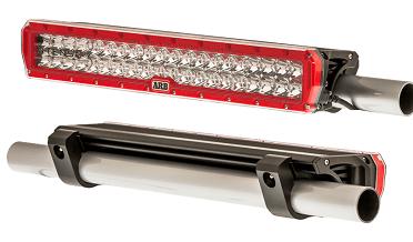AR40 Intensity LED Light Bar