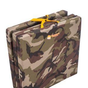 3 Fold Up Mattress Camouflage