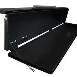 Alu-Cab side sliding prep table
