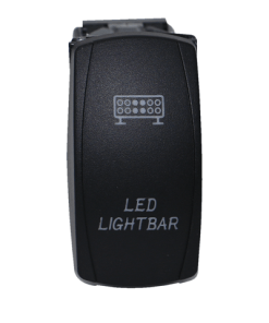 Lumeno Rocker Switch LED Light Bar