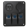 Lumeno Switch Panel 2 Socket