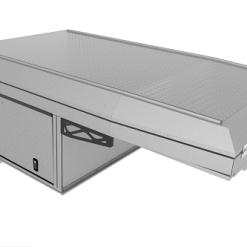 Canopy Camper Basic DC Silver Treadplate (1)
