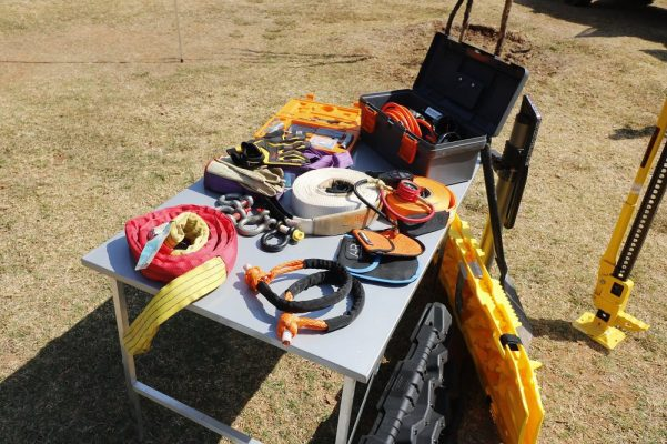 Part 2 - Essential Recovery Equipment (4)