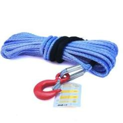 T-Max Dyneema Synthetic Winch Rope & Hook