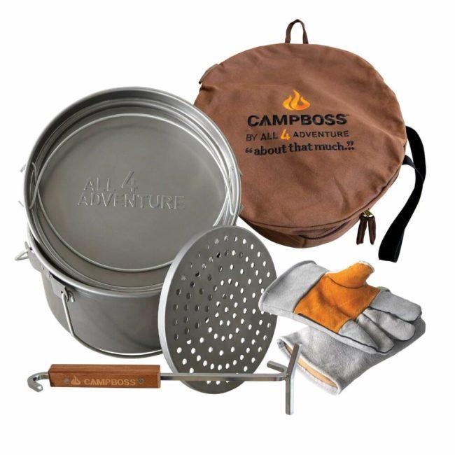 Ultimate Camp Cooking Bundle